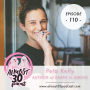 """Artwork for Ep. 110 - A New Definition of Success + The Spirituality of Humanness with Author of """"Earth is Hiring"""", Peta Kelly"""