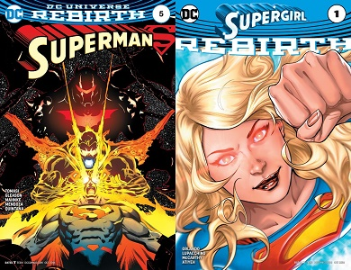 Rebirth: Superman 5