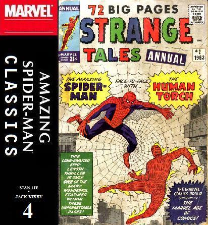 004 ASM Classics - Strange Tales Annual 2