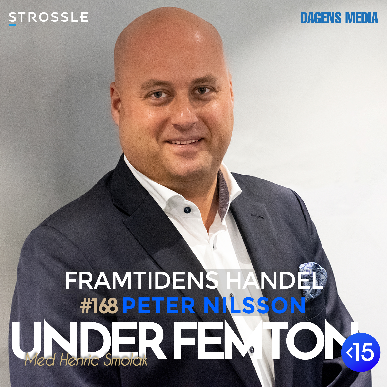 #168 Framtidens handel - Peter Nilsson