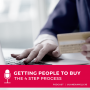 Artwork for Getting People to Buy Your Products Online: The Four Step Process