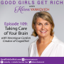 Artwork for 109 – Taking Care of Your Brain with Veronique Cardon