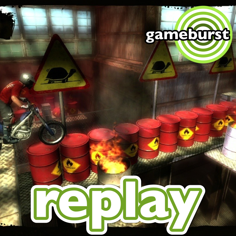 GameBurst Replay - Trials HD