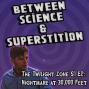 Artwork for The Twilight Zone (2019) S1E2 - Nightmare At 30,000 Feet - Dan's alittle Rant-y