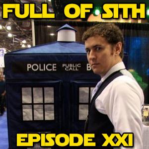 Episode XXI: Lucas Siegel Dark Lord Of The Newsarama