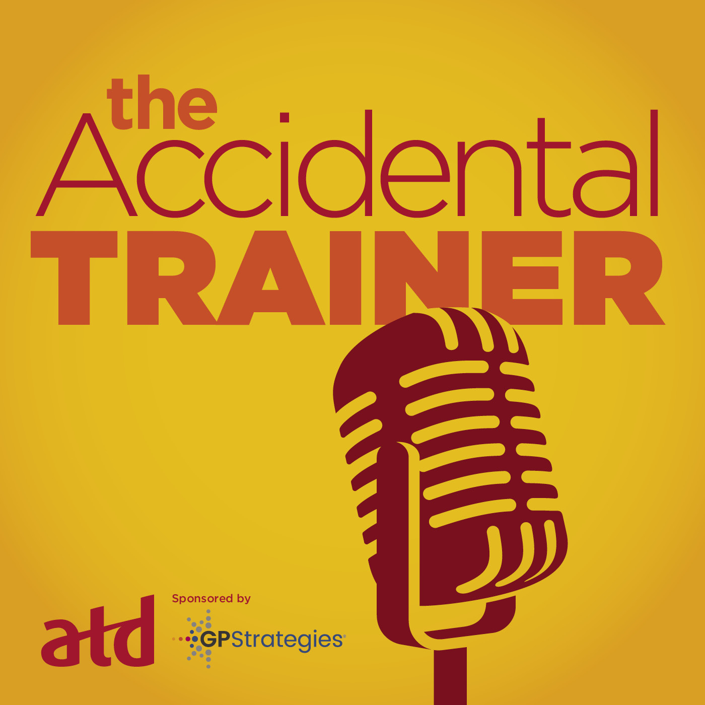 The Accidental Trainer show art