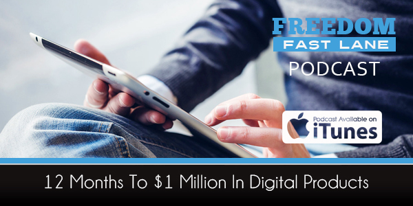 12 Months To 1 Million In Digital Products