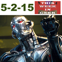 This Week in Geek 5-2-15 Live at the Blue Box