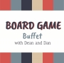 "Artwork for Board Game Buffet Episode 18 ""Great Convention Games"""