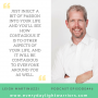 Artwork for 46.Leigh Martinuzzi, podcast host and founder of The Hidden Why, talks about the importance of optimism in order to create a happy and fulfilled life.