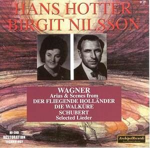 Birgit Nilsson and Hans Hotter Sing Wagner