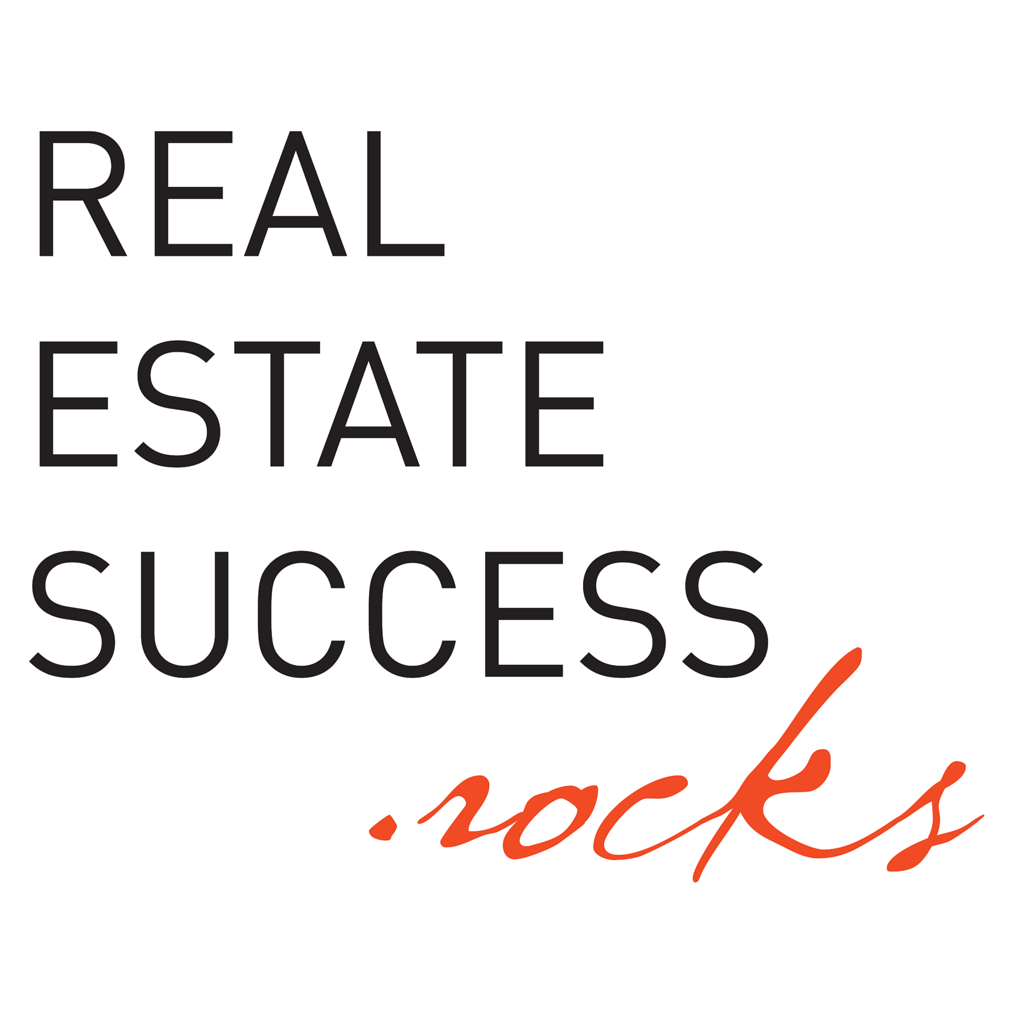 Real Estate Success Rocks   Top Producing Agents Who Value Excellence, Personal & Professional Growth show art