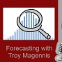 Artwork for Forecasting with Troy Magennis