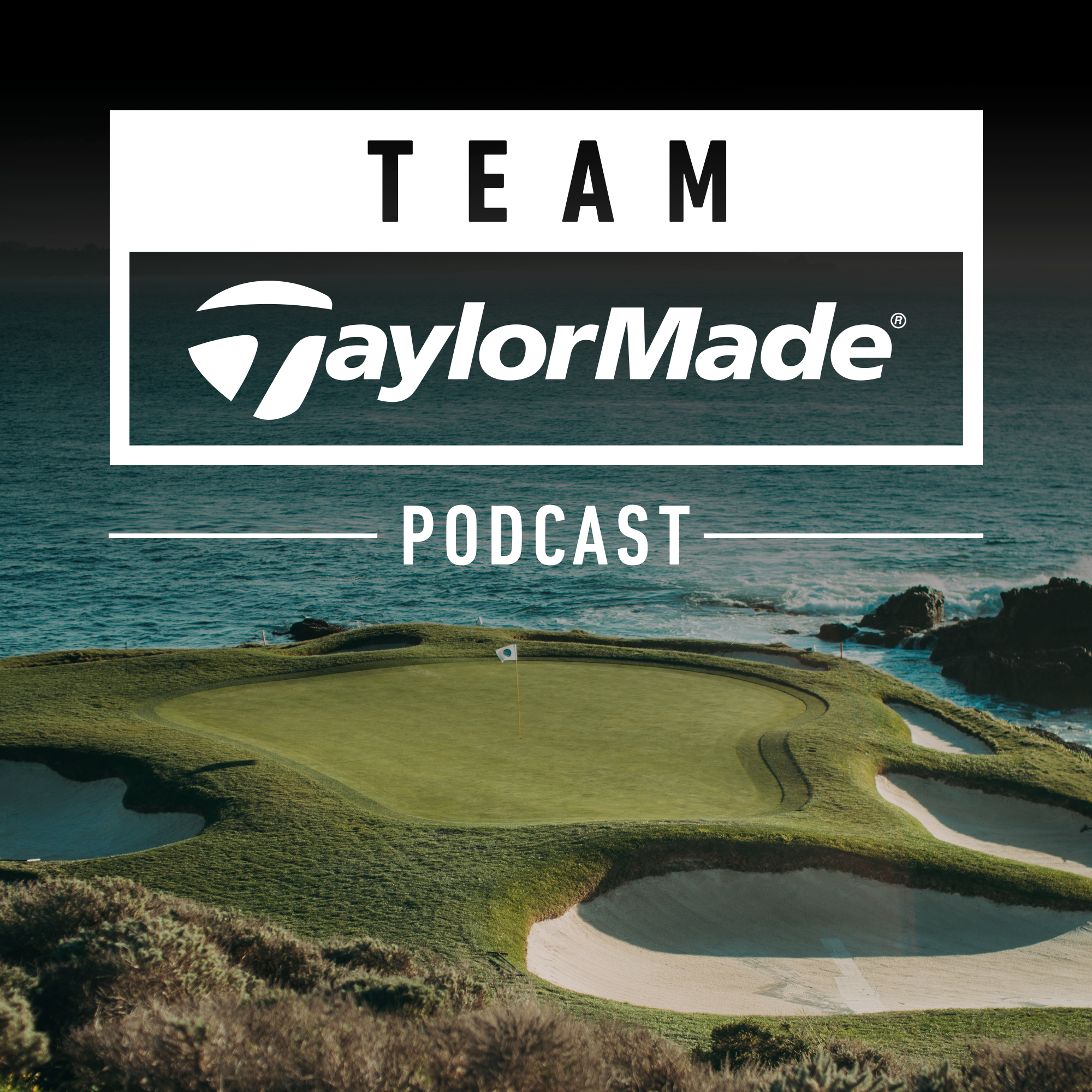 Team TaylorMade Podcast show art