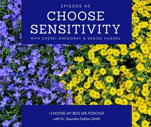 Choose Sensitivity