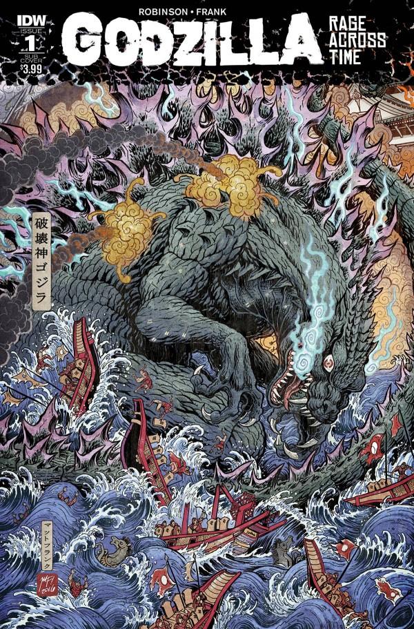 Godzilla | Beware of Monsters