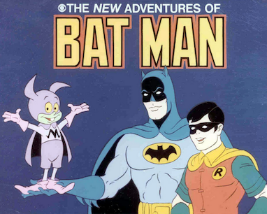The New Adventures of Batman (title card)