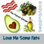 Artwork for 118: Love Me Some Fats | Nutrition and Weight Loss