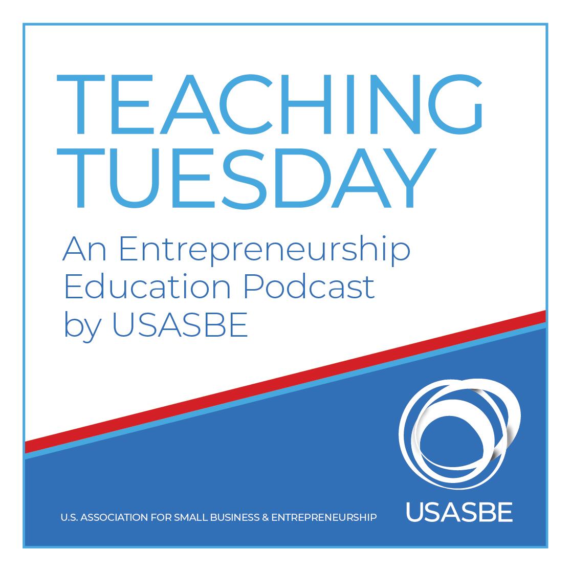 USASBE Teaching Tuesday show art