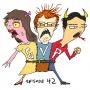 "Artwork for GVP 42: ""South Park"" Veteran Ryan Quincy"