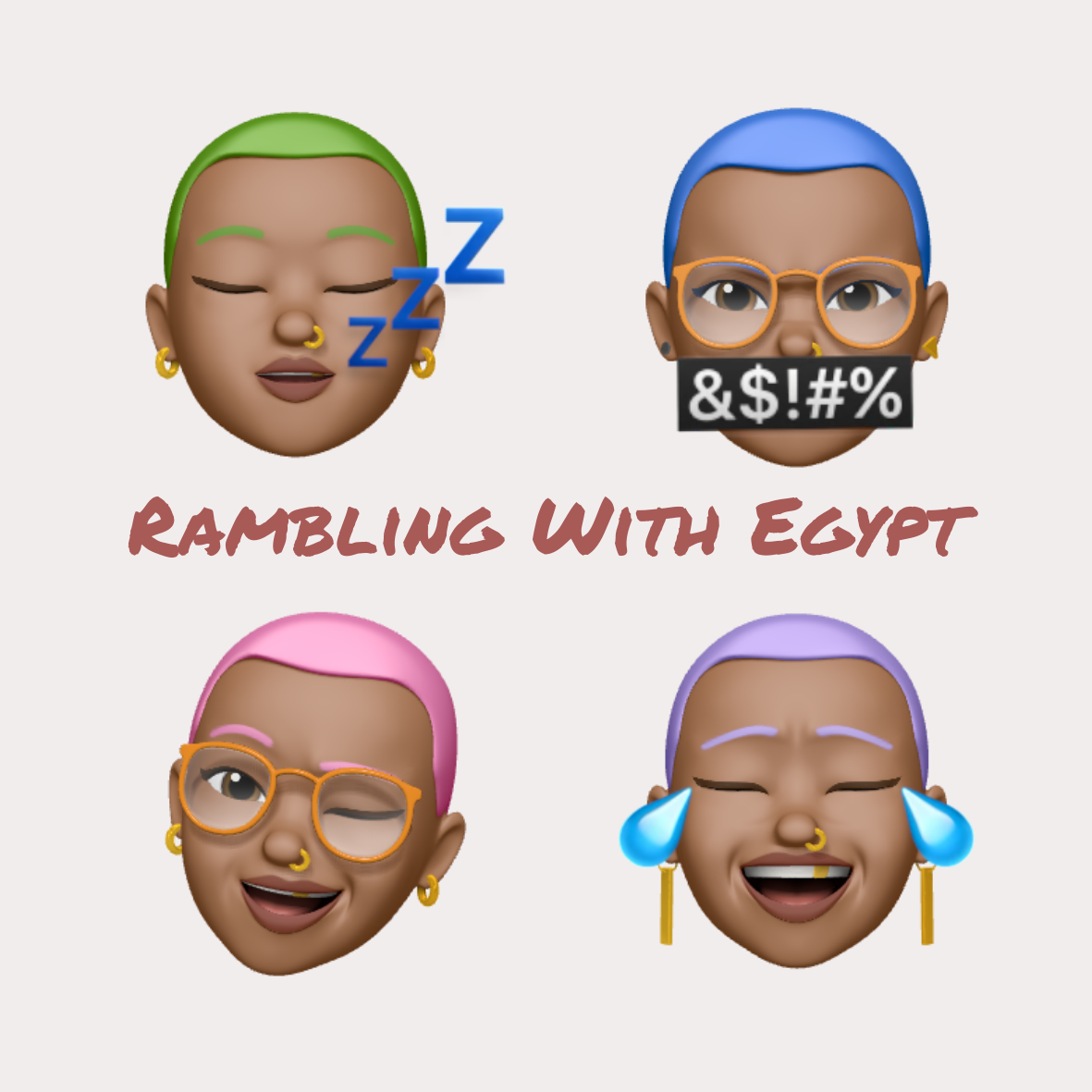 Rambling with Egypt
