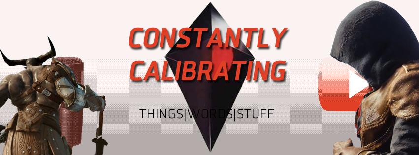 Artwork for Calibrating E3 2014