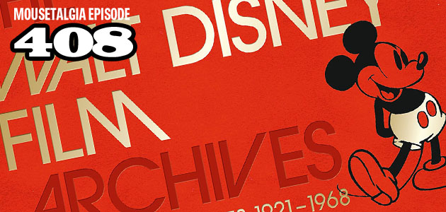 Mousetalgia Episode 408: Disney animation in the '40s