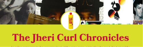 Blerd Radio Presents: The Jheri Curl Chronicles Podcast (Episode 9)