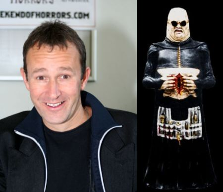 Episode 22 - Simon Bamford from Hellraiser, Butterball Cenobite