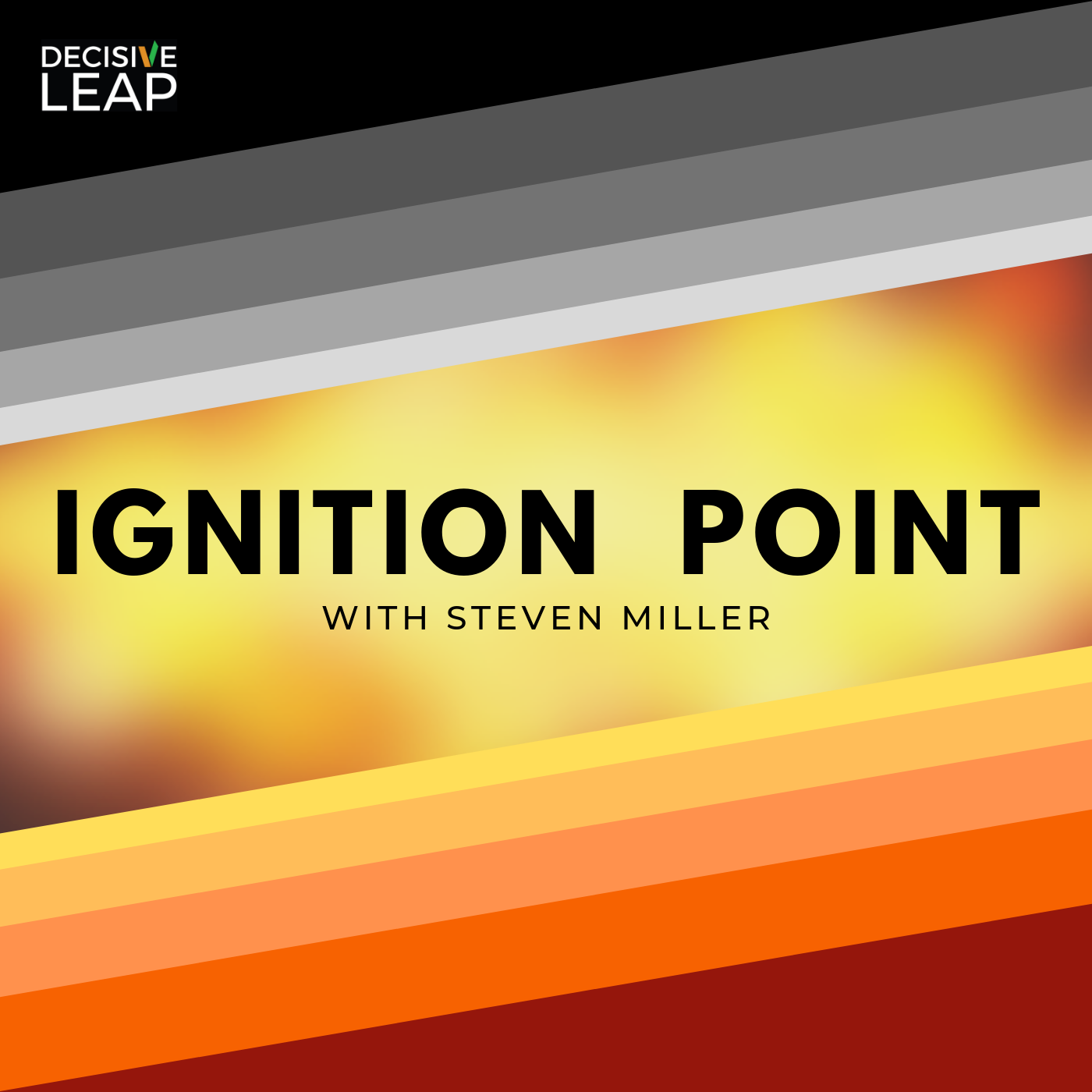 Ignition Point show art