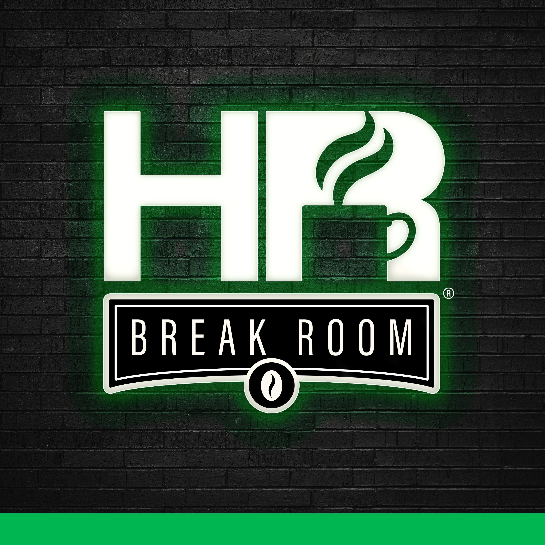 HR Break Room show art