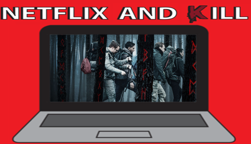 Artwork for Netflix and Kill - The Ritual