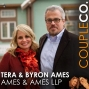 Artwork for Educated In Argument: Tera & Byron Ames of Ames & Ames LLP, UT & NV, Part 1