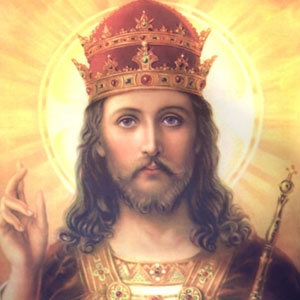 Homily - Solemnity of Christ the King -