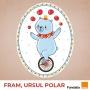 Artwork for Fram, ursul polar
