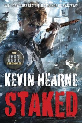 Kevin Hearne Event