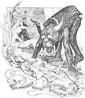 Lazarus and the Dragon