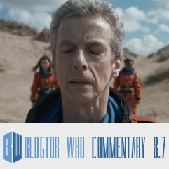Doctor Who 8.7 - Kill The Moon - Blogtor Who Commentary