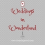 Artwork for #150 - Weddings in Wonderland