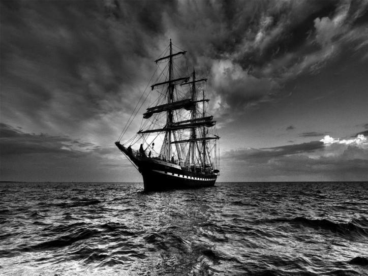 The Mary Celeste Ghost Ship