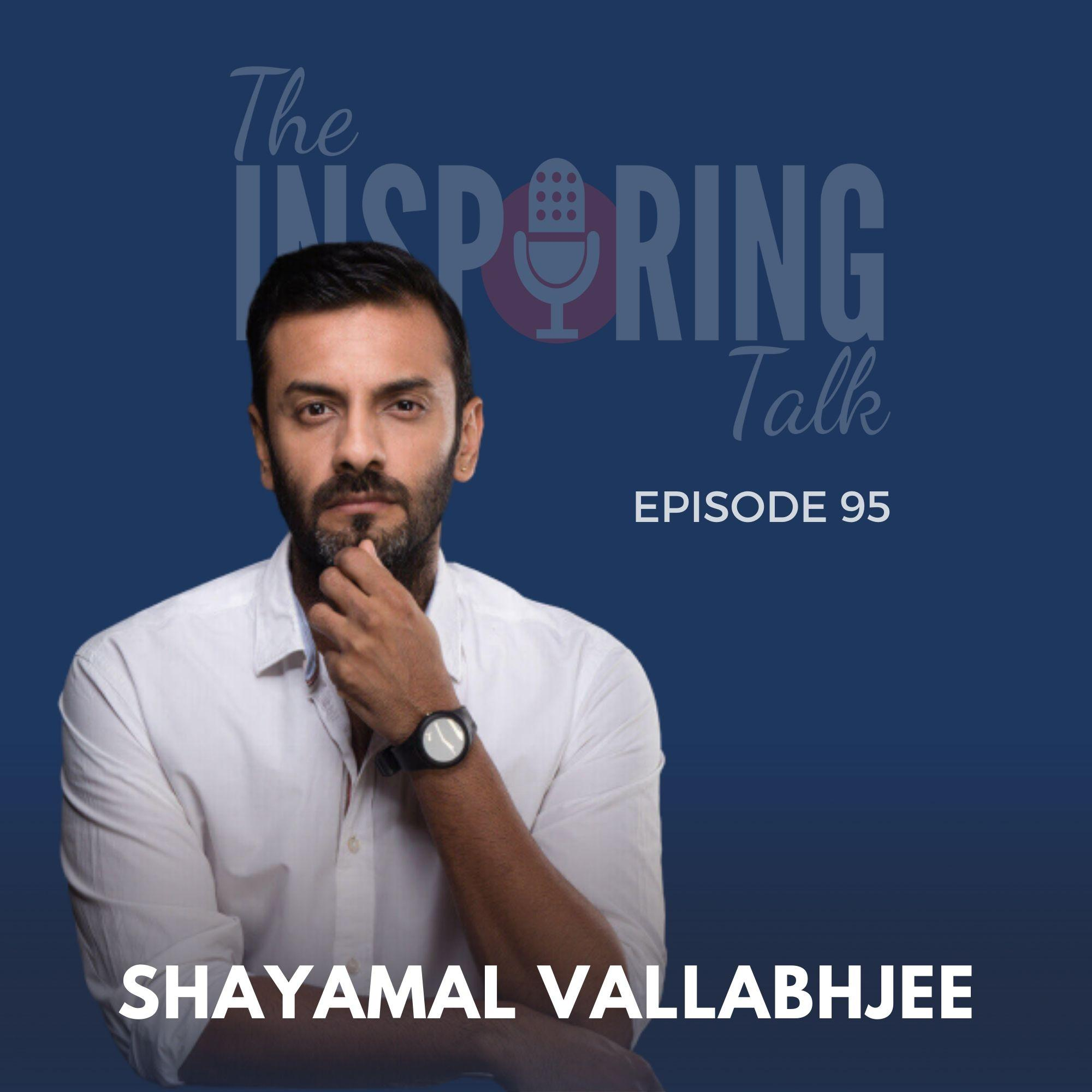 India's Finest Sports Scientist Shayamal Vallabhjee on Confidence, Balance and Personal Mastery: TIT95