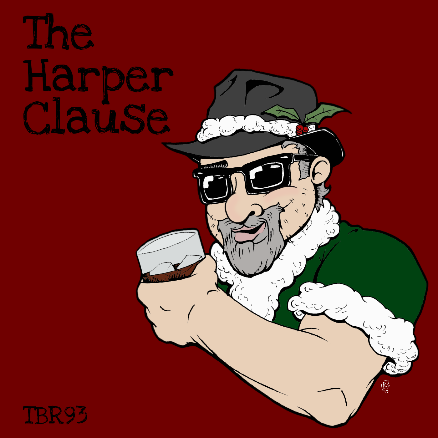 Episode 93 - The Harper Clause