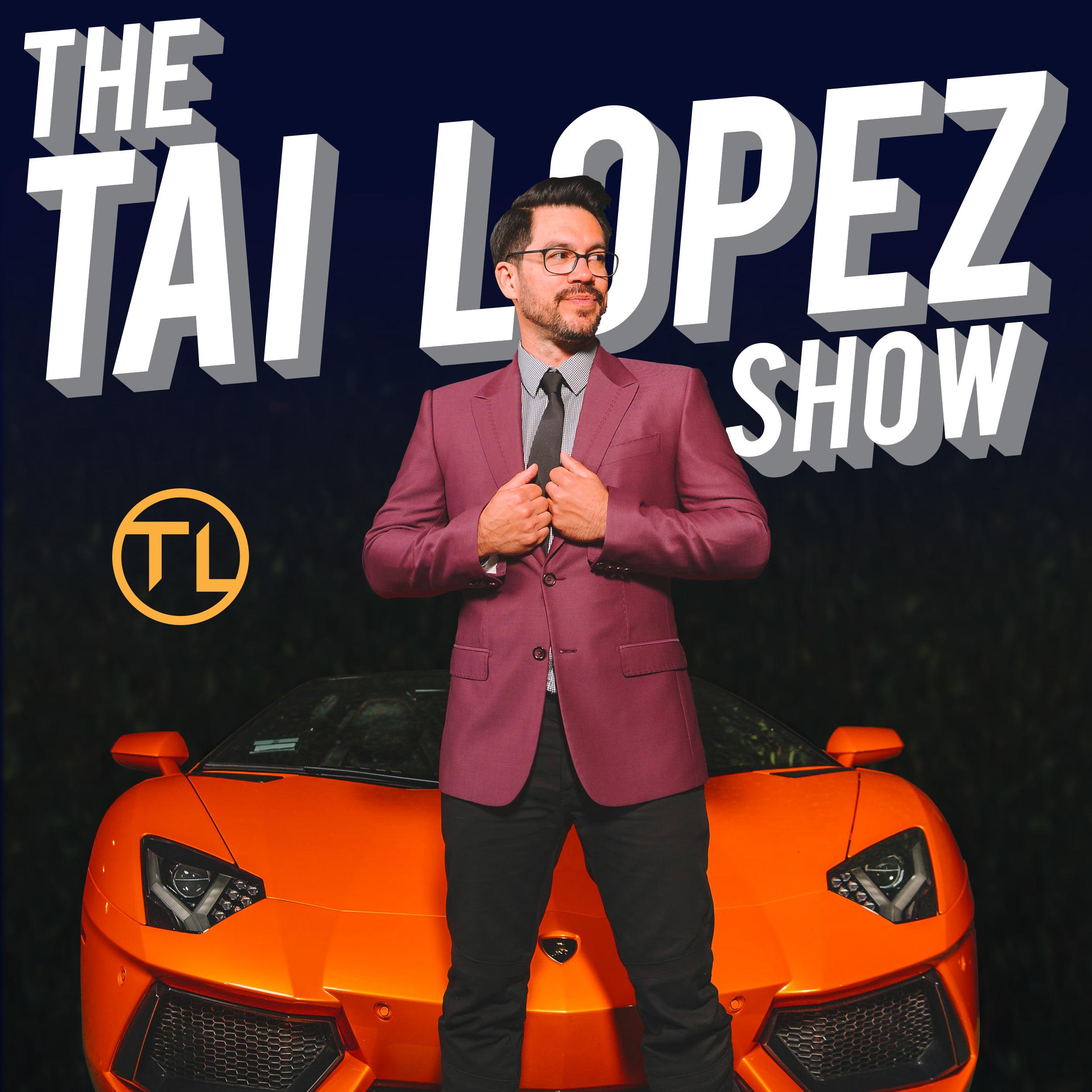 The Tai Lopez Show logo