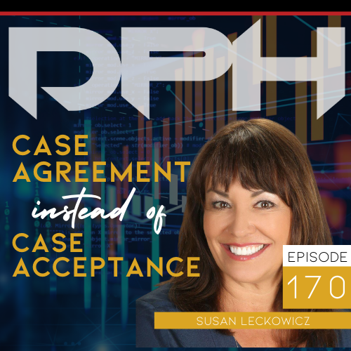 Case Agreement instead of Case Acceptance with Susan Leckowicz