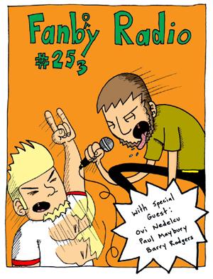 Fanboy Radio #253 - August 2005 Indie Show w/ Nedelcu, Maybury & Rodges