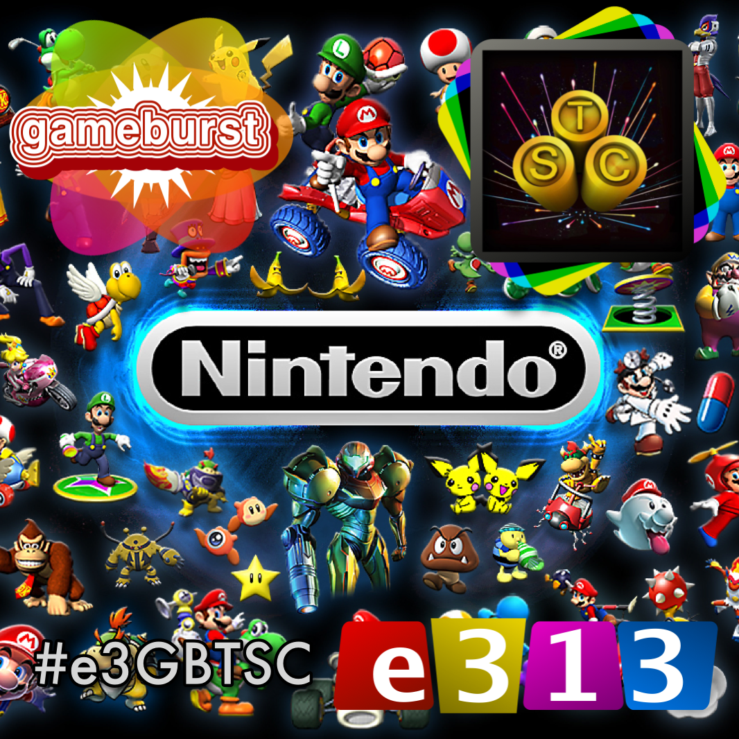 GameBurst vs The Same Coin: E3 2013 Nintendo Briefing