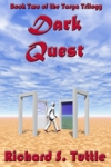Cover for 'Dark Quest'