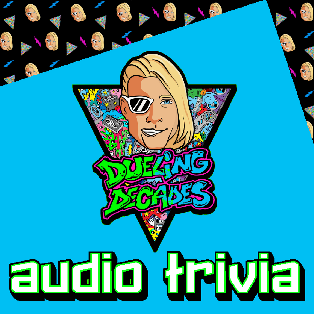 This weeks 80s & 90s trivia centers around television. Listen and see if you know who it is.