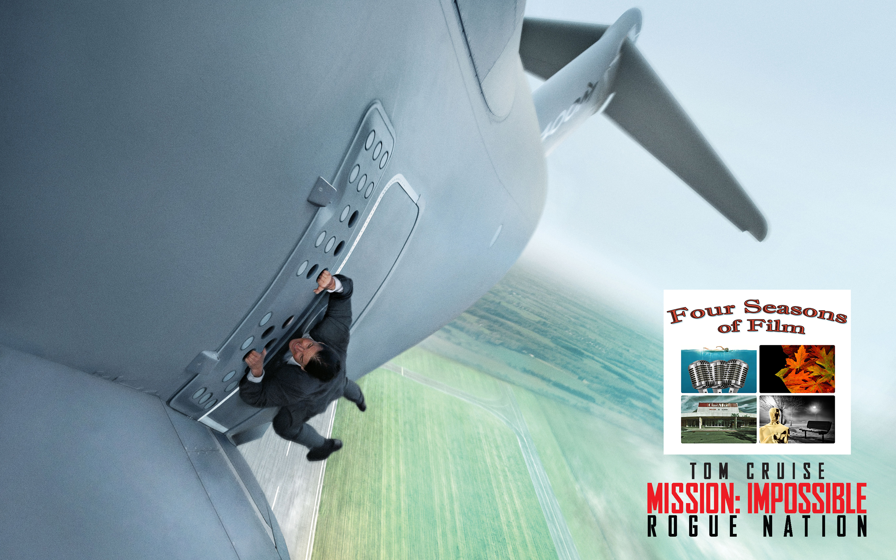 Artwork for Episode 9.11 - Mission: Impossible - Rogue Nation