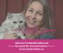 Artwork for #5 Intervju om katter med Camilla Björkbom från Djurens Rätt